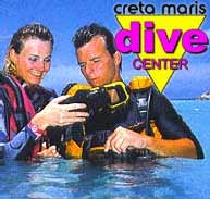 Dive Center - Creta Maris